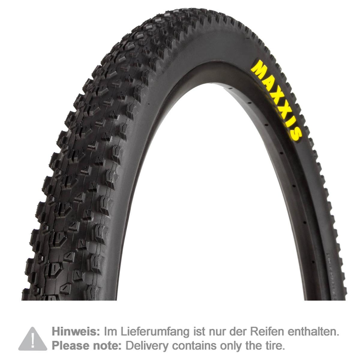 Maxxis MTB-Reifen Ikon Schwarz, 29 x 2.35 Zoll, Tubeless Ready, 3C MaxxSpeed, Faltbar