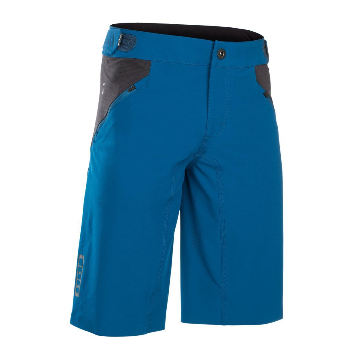 ION Bike-Short Traze Amp Ocean Blau