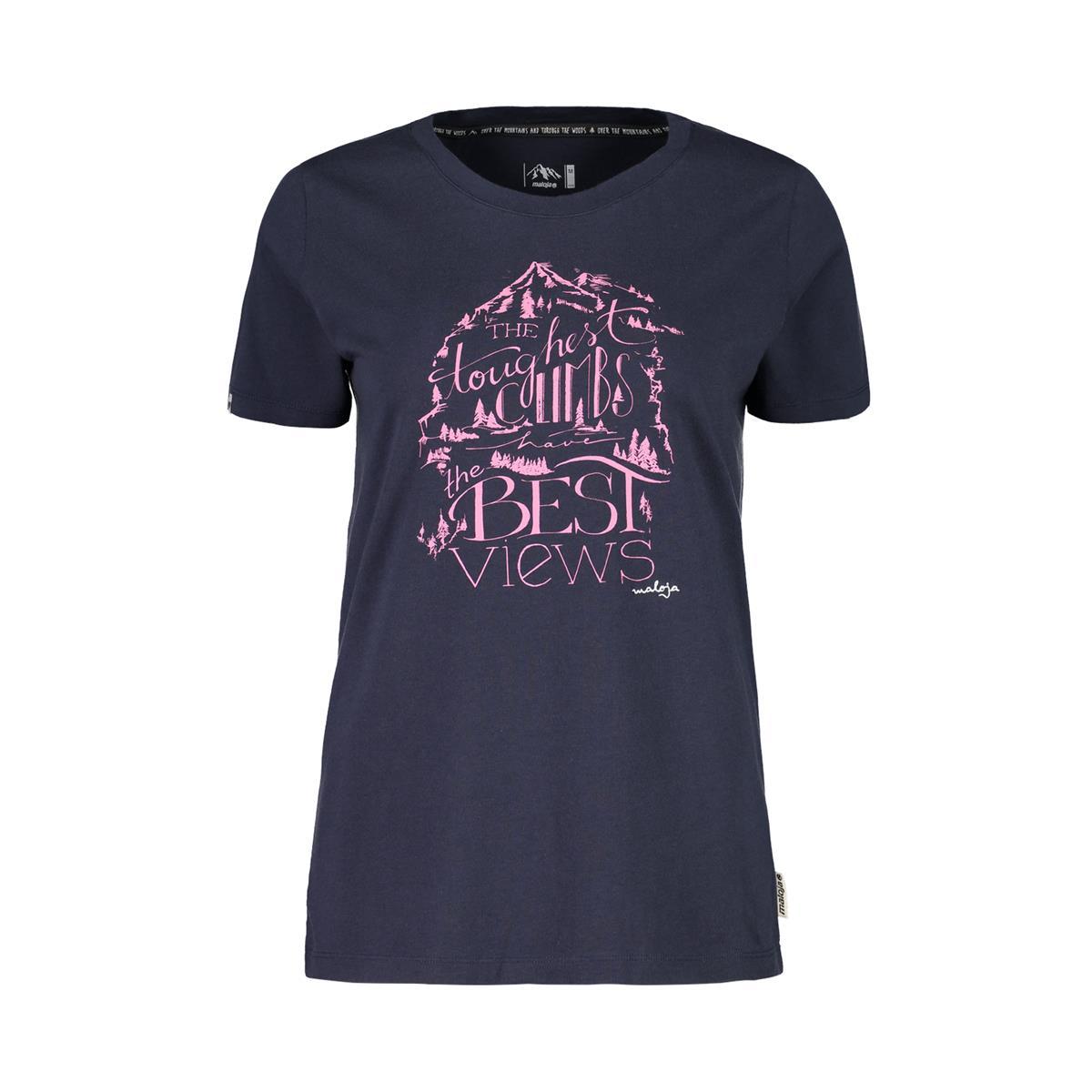 Maloja Girls T-Shirt OrlegnaM. Mountain Lake