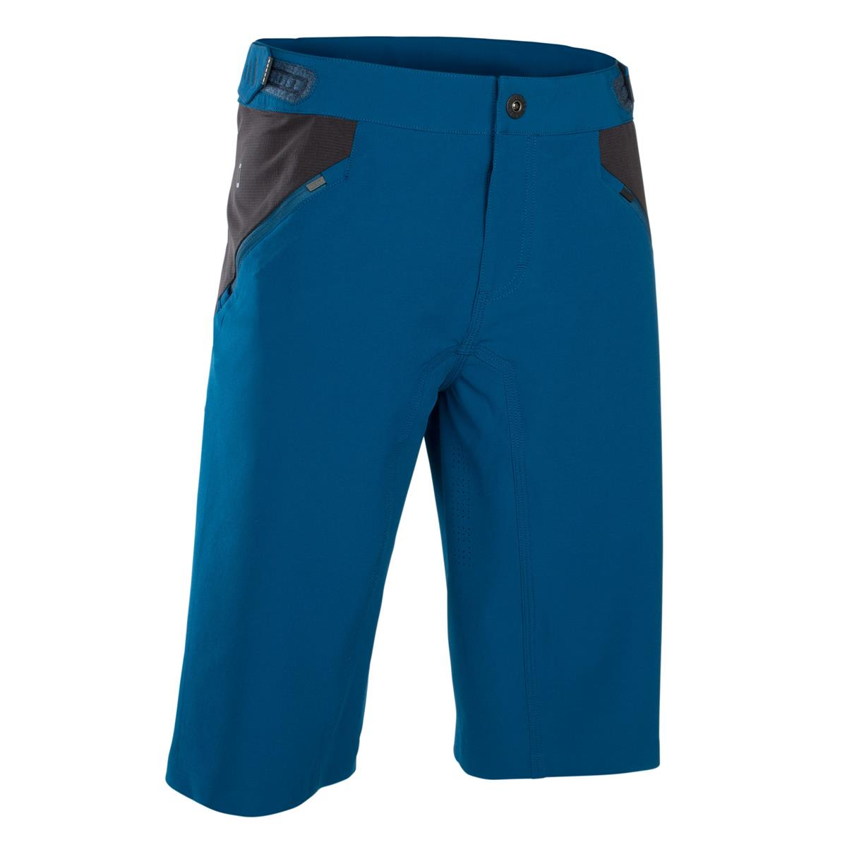 ION Freeride-Short Scrub Amp - long Blau