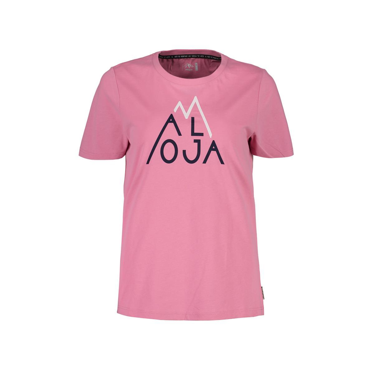 Maloja Girls T-Shirt BalselgiaM. Cherry Blossom
