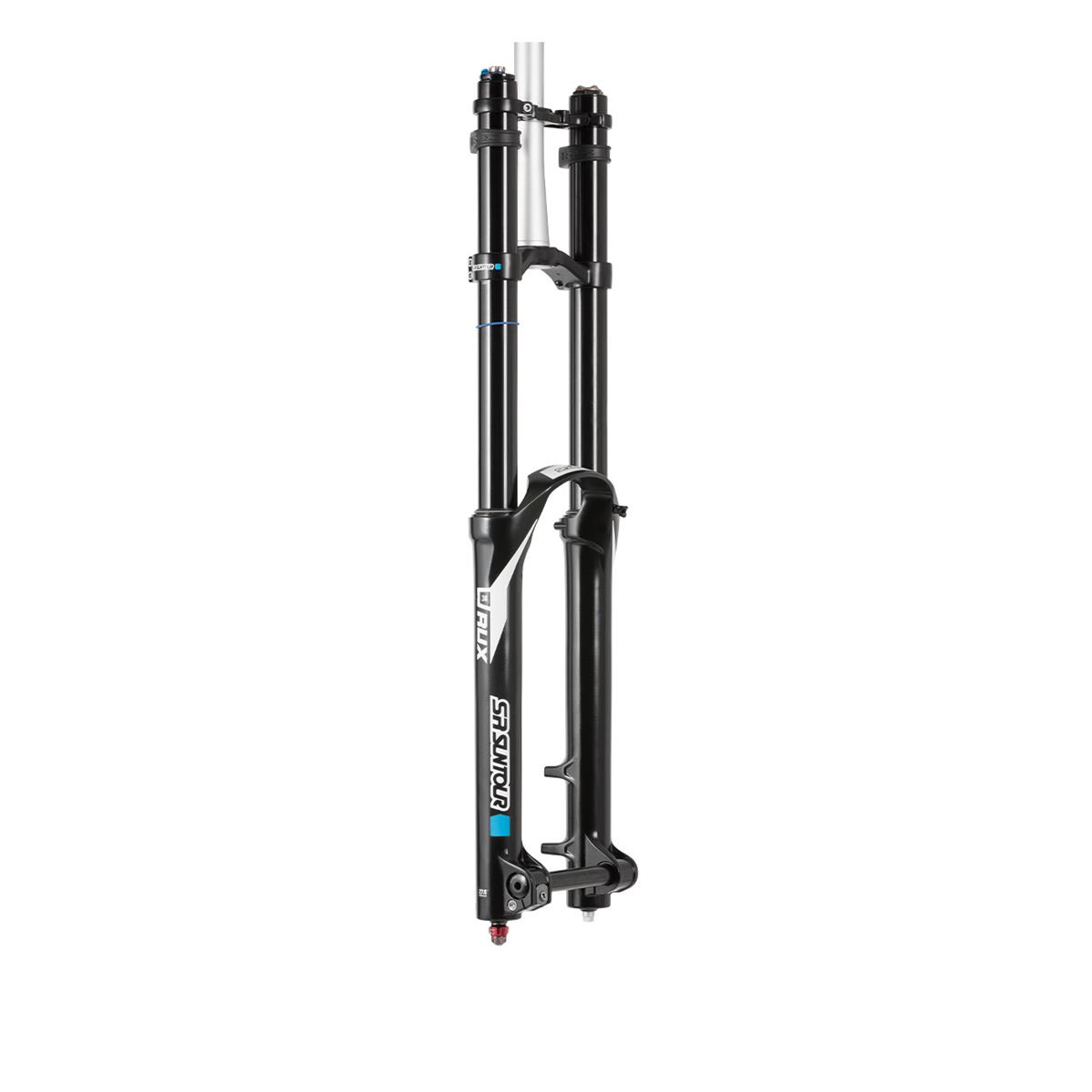 Suntour Federgabel RUX R2C2 BOOST 27.5 Zoll | PCS | Luftfeder | 20 mm Tooltype Steckachse | tapered