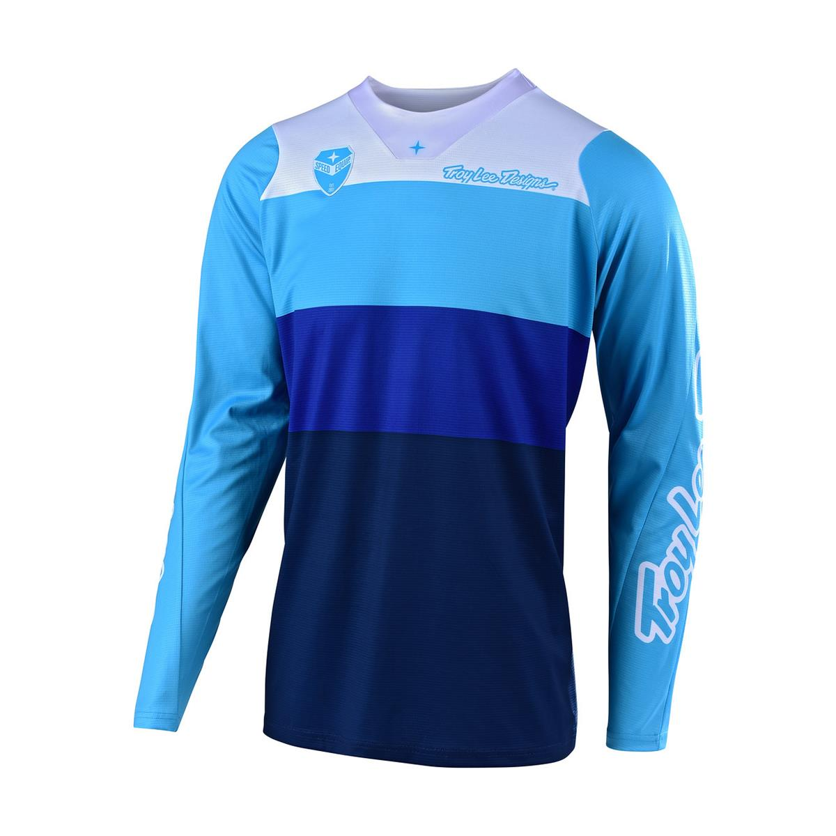 Troy Lee Designs Jersey SE Beta - Blau