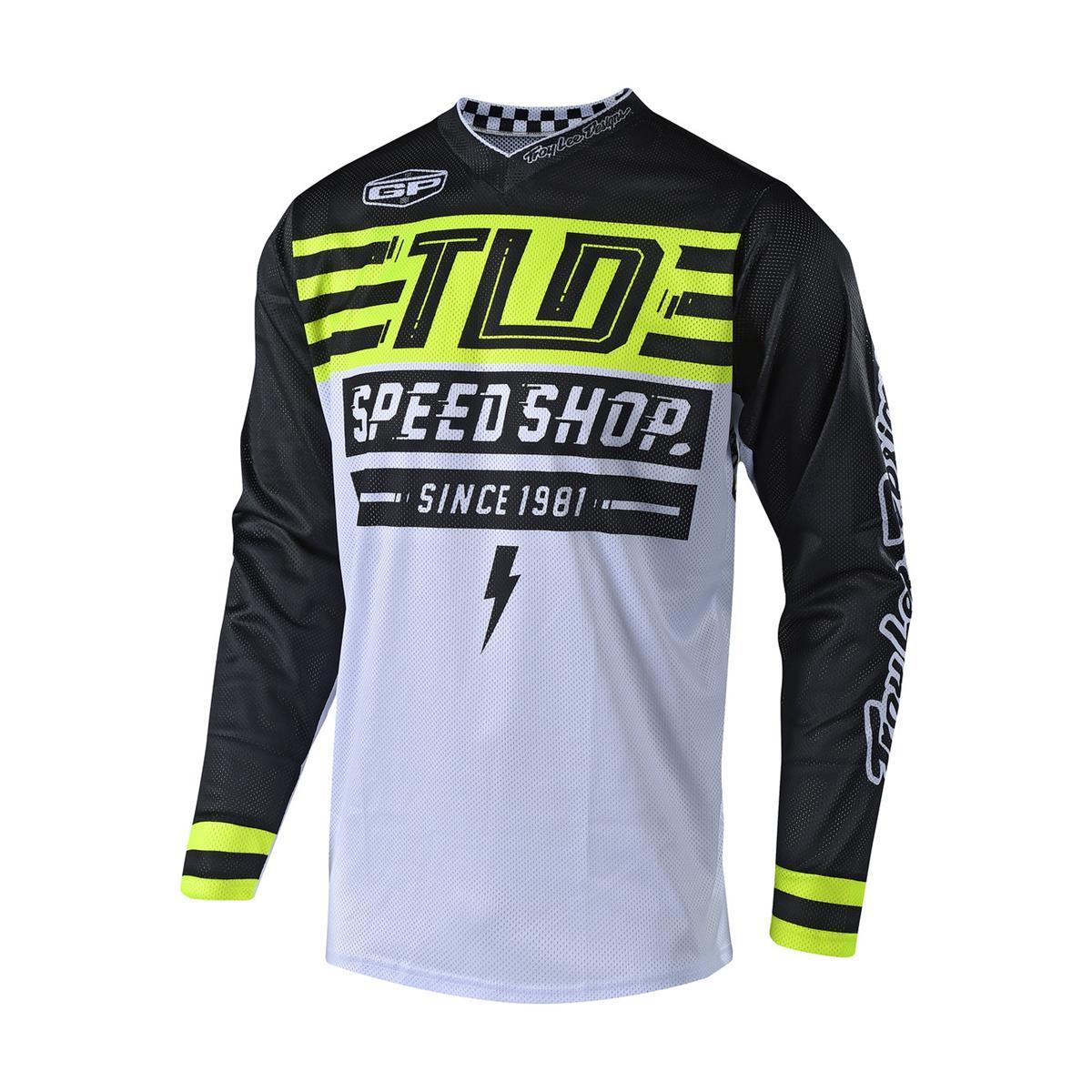 Troy Lee Designs 2019 GP Air Bolt Yellow Race Jersey Shirt Motocross Enduro