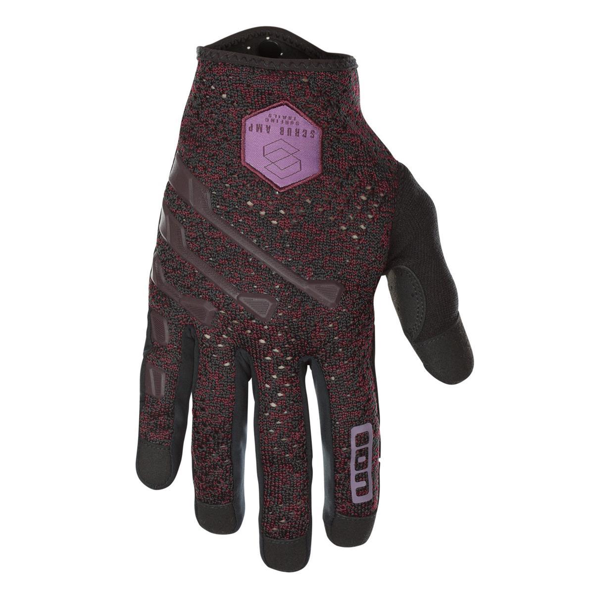 ION ION ION Bike-Handschuhe Scrub Amp Rosa Isover 3ff059