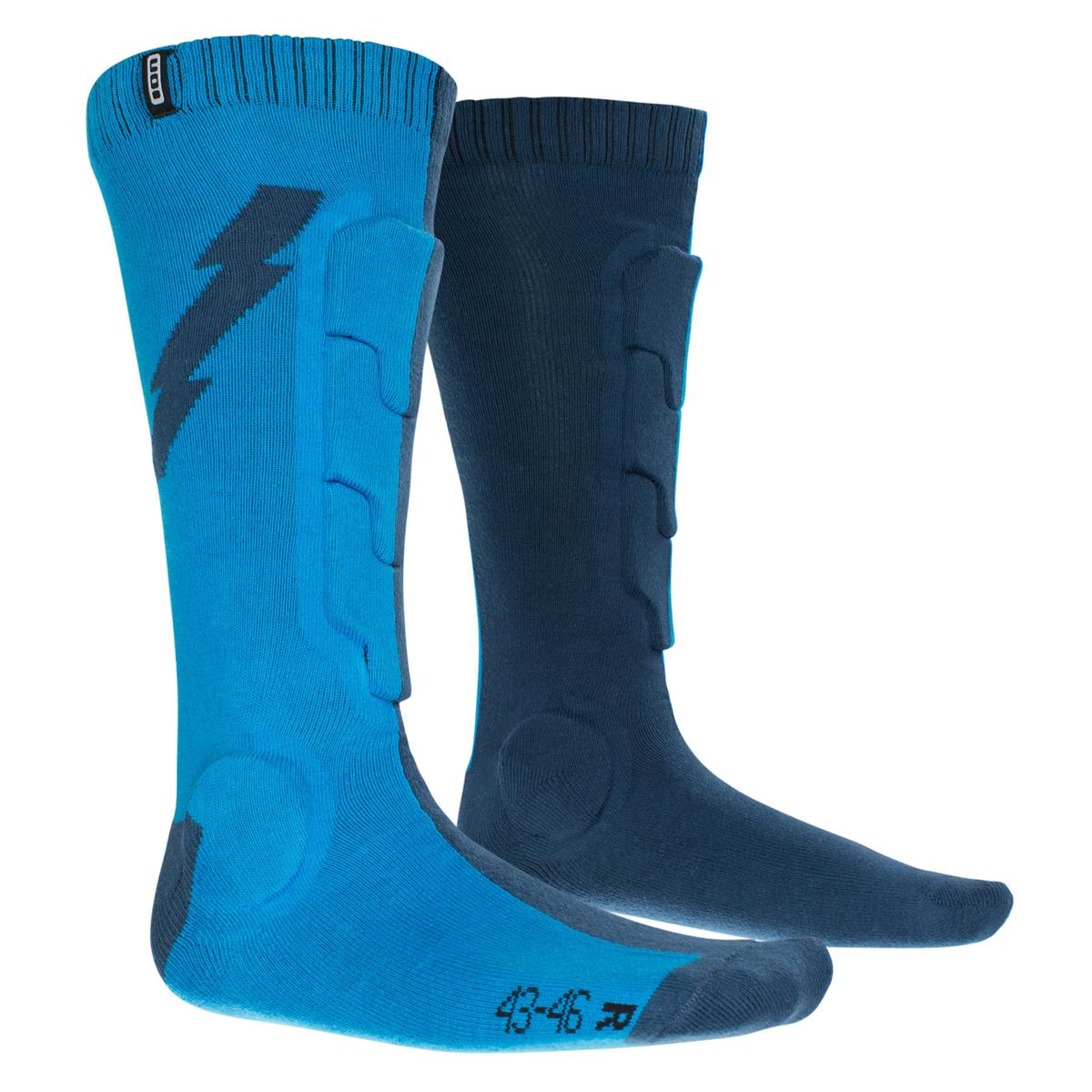ION Bike Socken BD-2.0 Ocean Blau