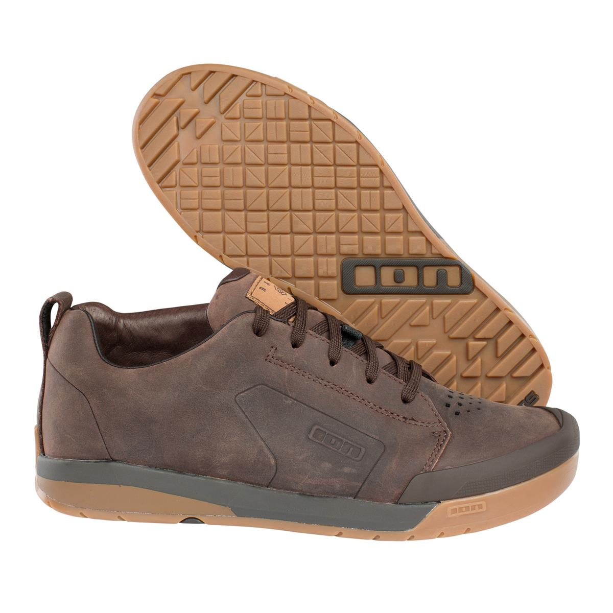 ION MTB-Schuhe Raid Select Ioam Brown