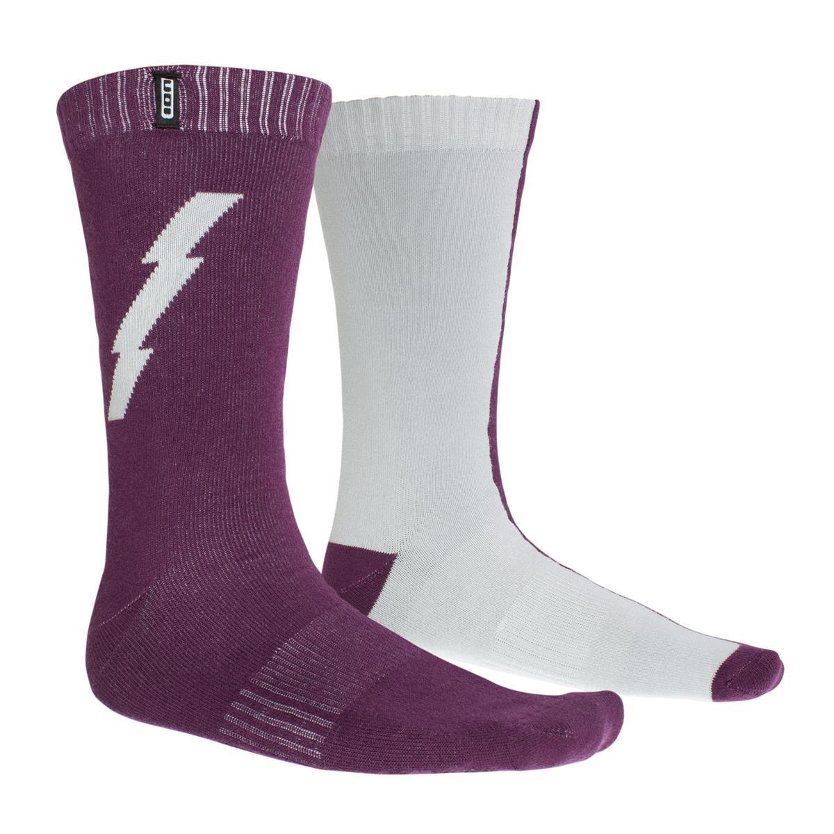 ION Socken Scrub Nebula Grey