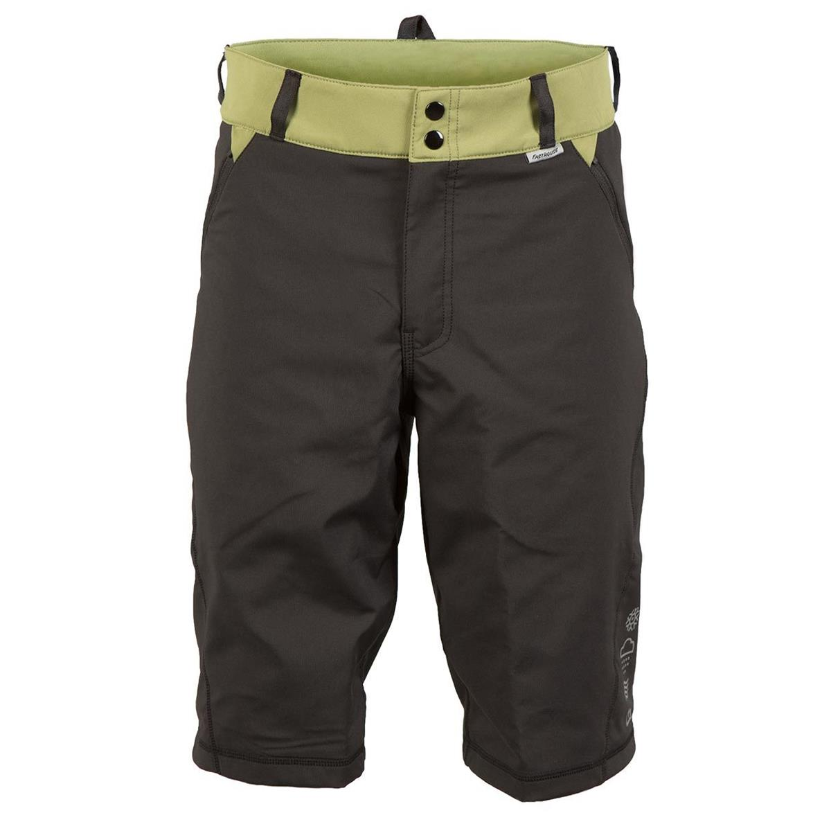 Fasthouse Bike-Short Crossline Schwarz