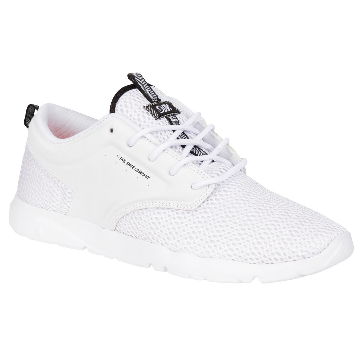 DVS Schuhe Premier 2.0+ Weiß Mesh