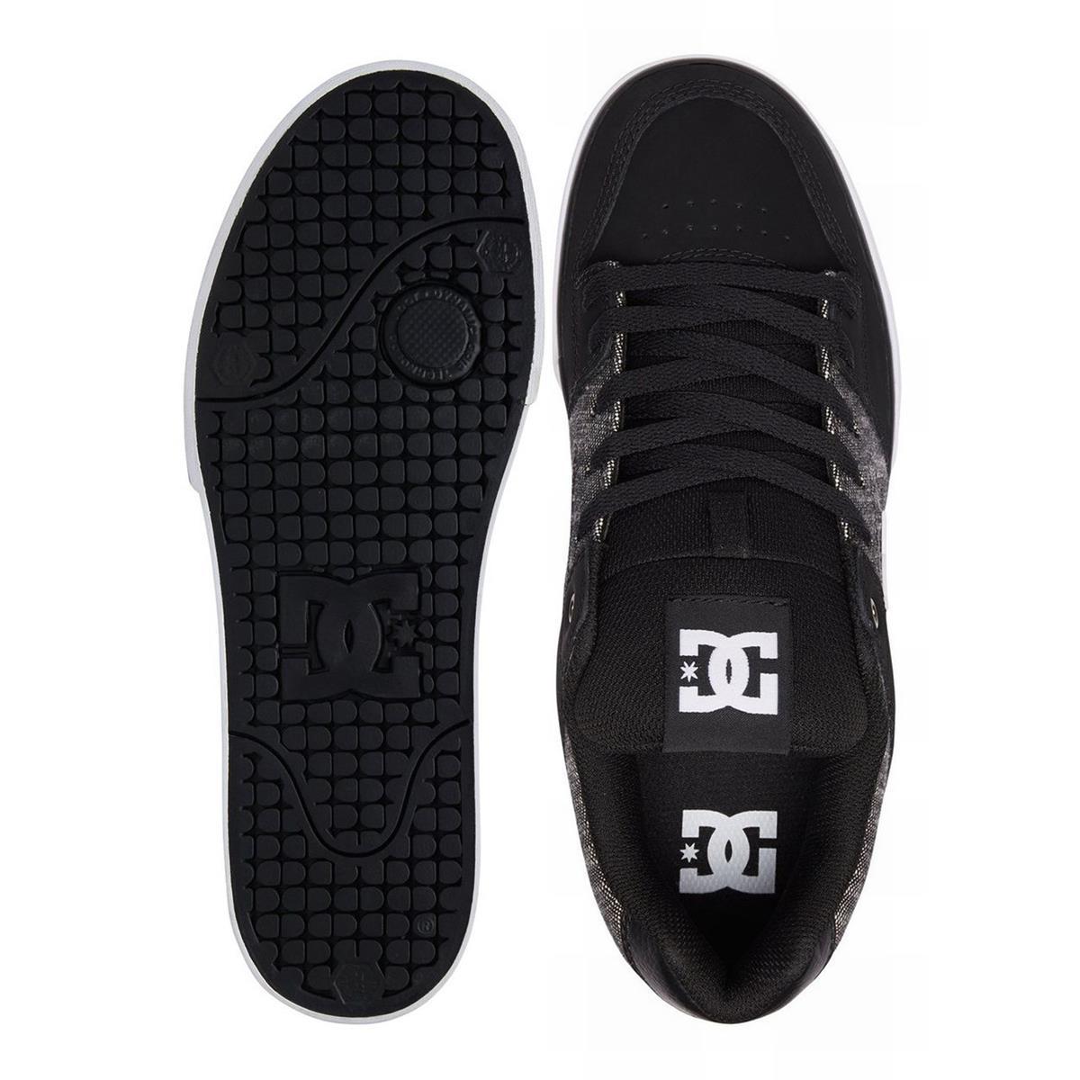 Dc Se Gris Noir Blanc Shoes Pure 4xrwqZ4R