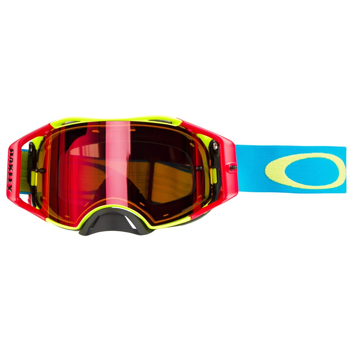 Oakley Airbrake Mx >> Oakley Mx Goggle Airbrake Mx Rgb Prizm Mx Torch Iridium
