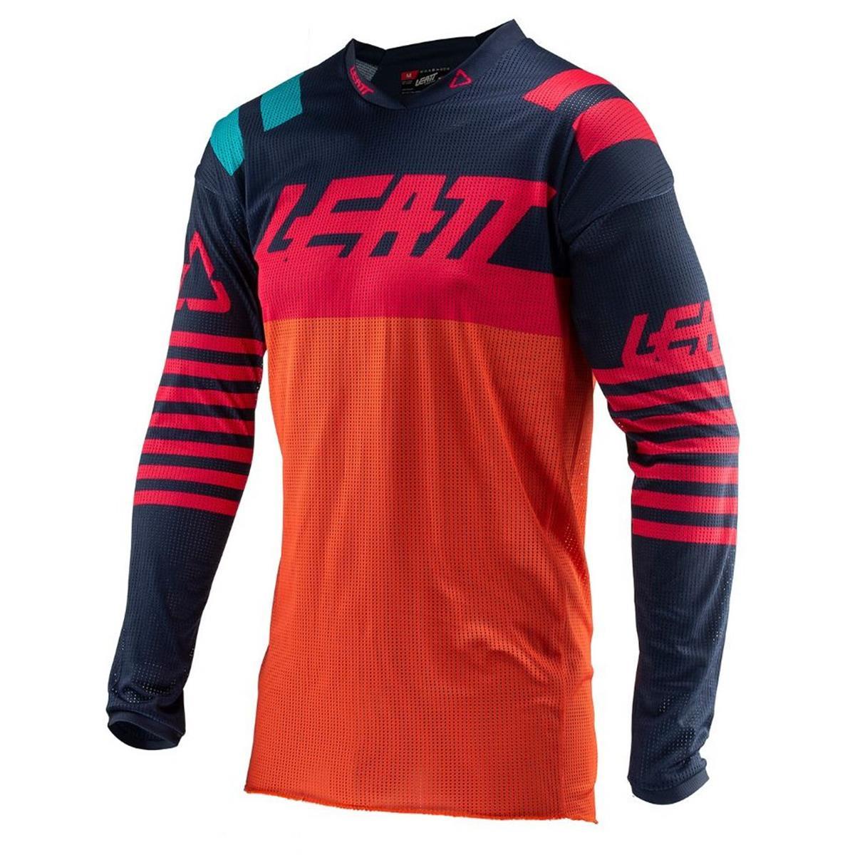 Leatt Kids Jersey Langarm GPX 2.5 Ink/Orange