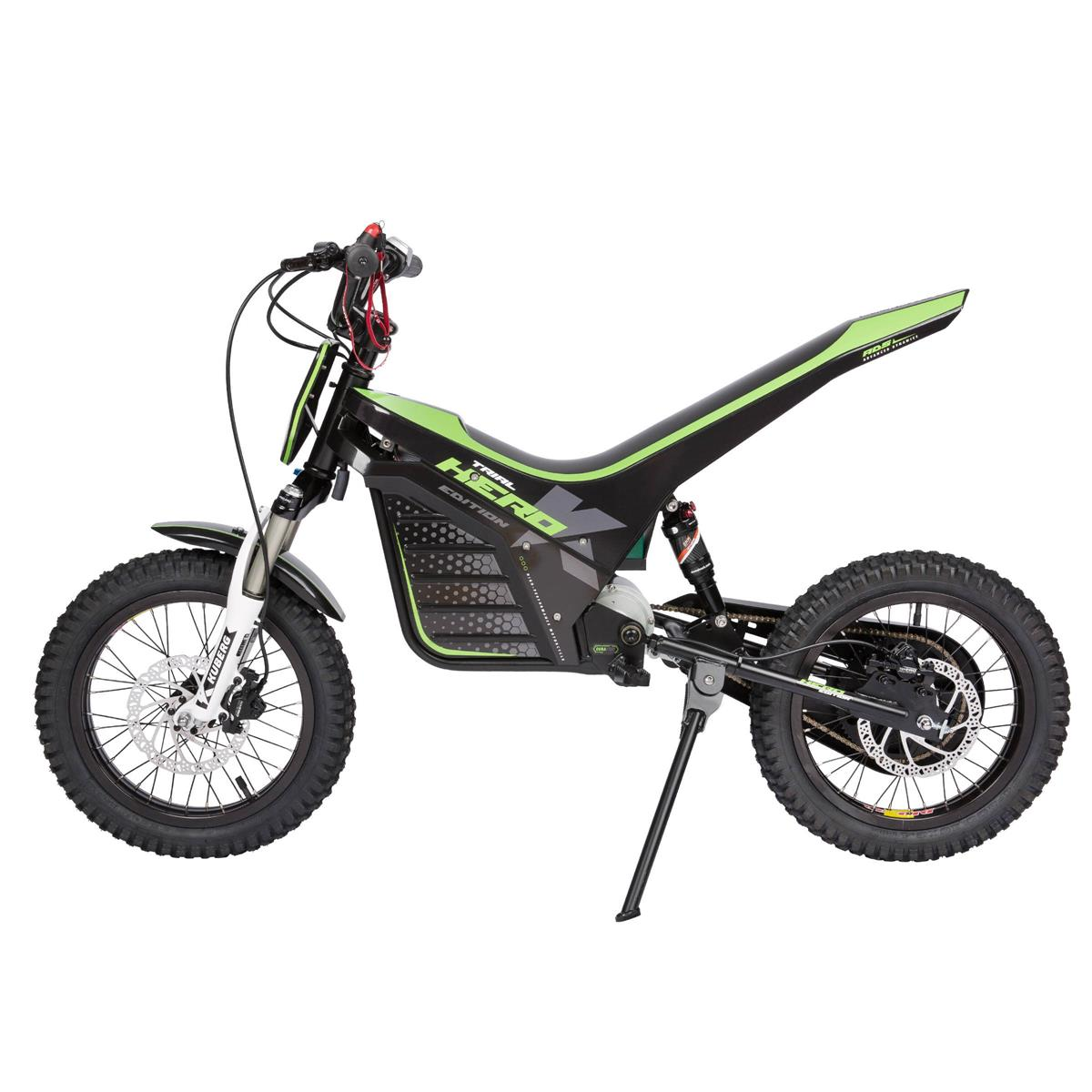 Kuberg Elektromotorrad Young Hero Trial-E, 5 - 12 Jahre