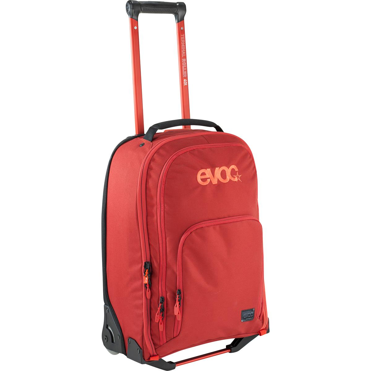 Evoc Rollkoffer Terminal Roller Chili Red, 40 L