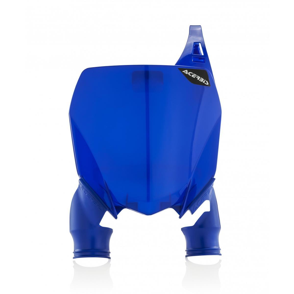Acerbis Startnummerntafel Raptor Yamaha YZF 450 18, Blau