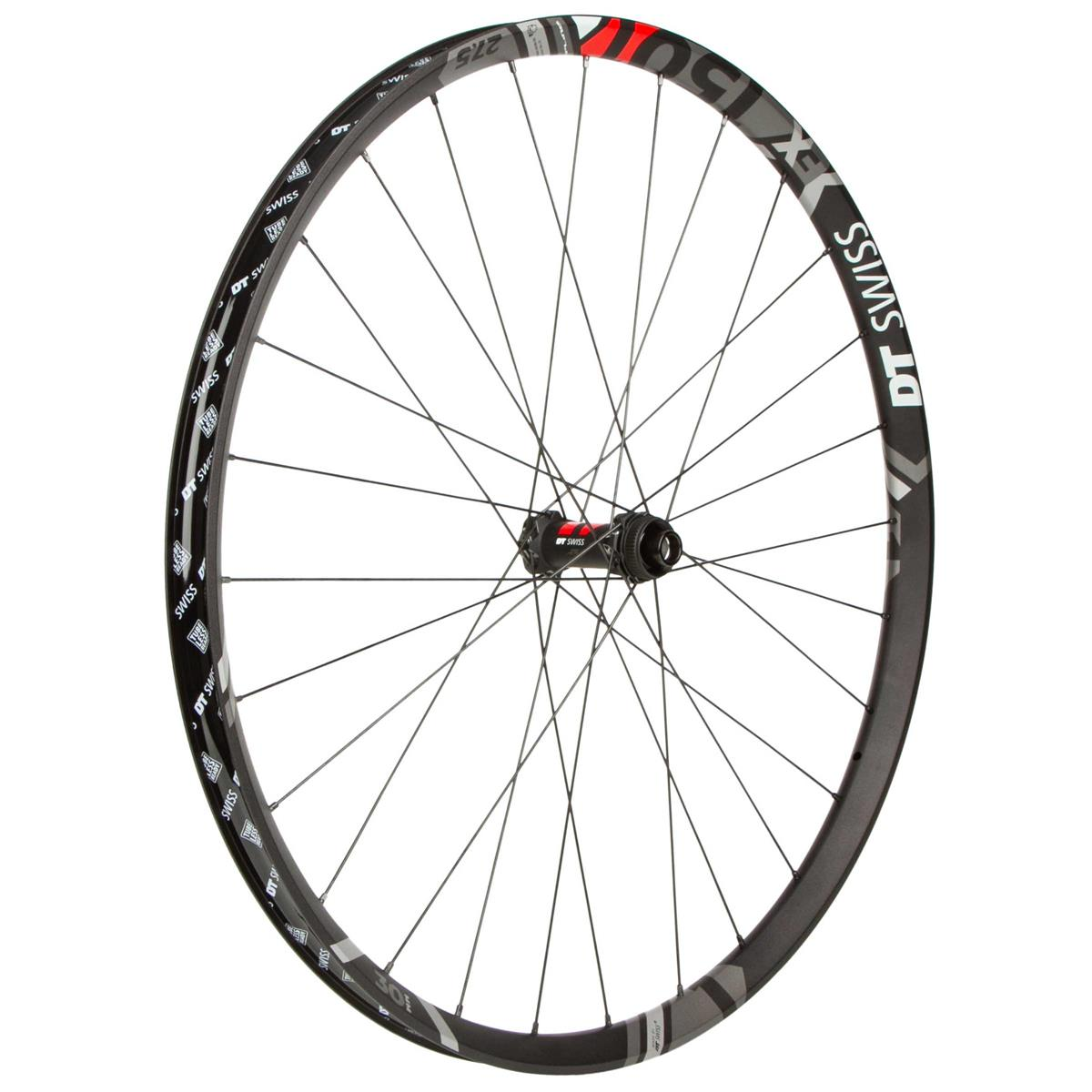 DT Swiss Laufrad EX 1501 Spline One Vorn, 27,5 Zoll, 15x110 mm TA, Boost, Center Lock, 30 mm
