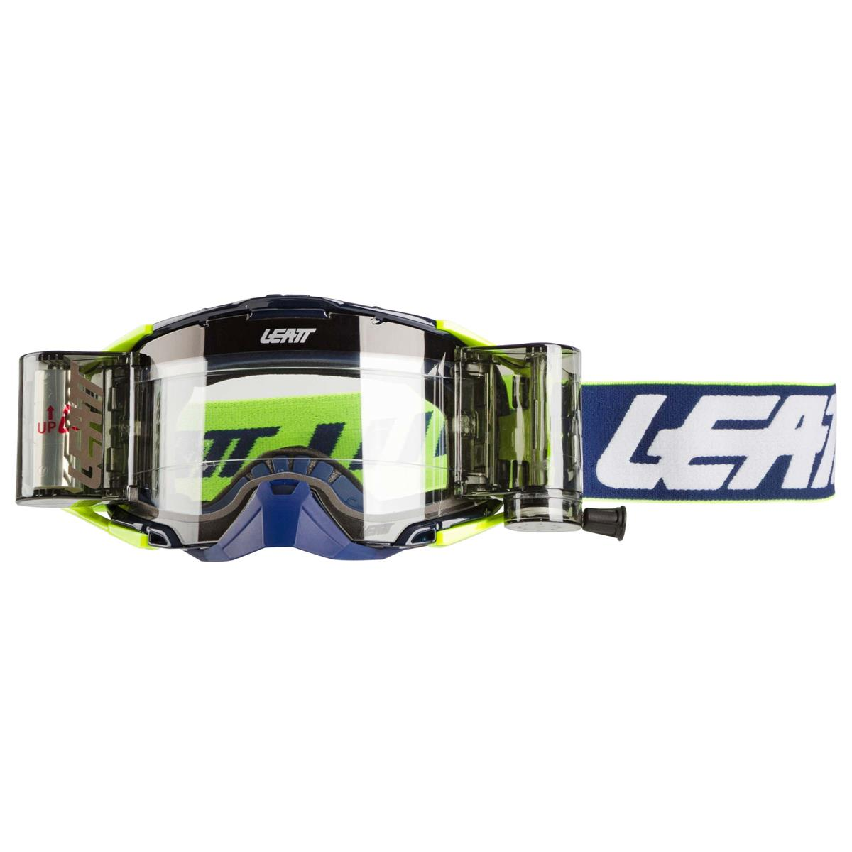 Leatt Velocity 6.5 Wide Vision Roll Off MX Goggles