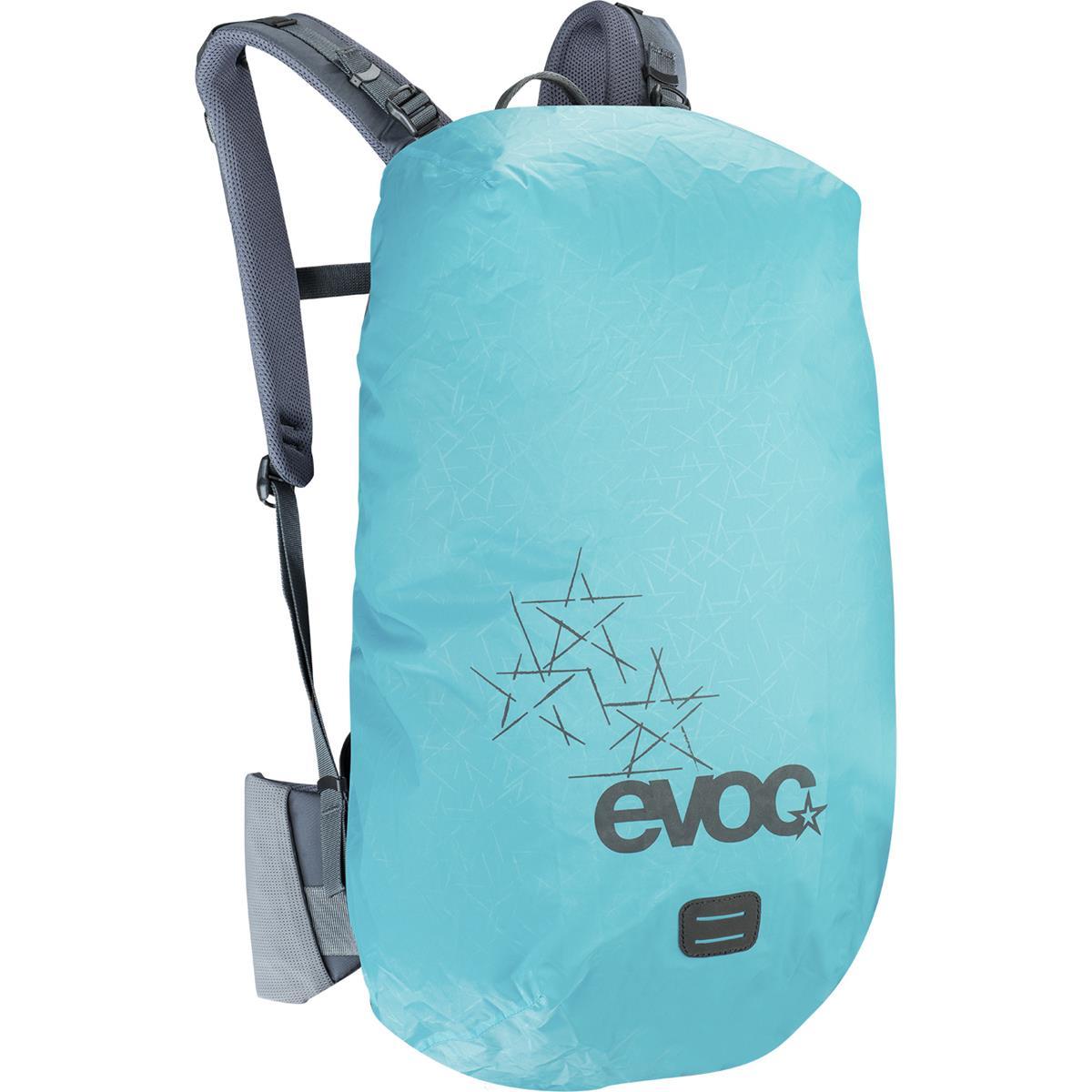 Evoc Regenhülle für Rucksack Raincover Neonblau, 25 - 45 L