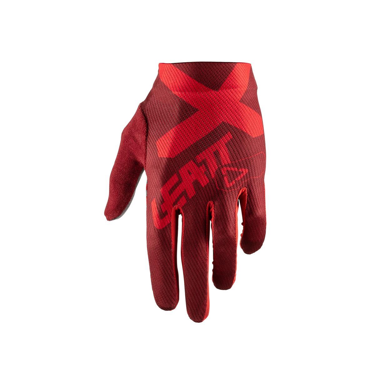 Leatt Bike-Handschuhe DBX 1.0 GripR X-Ruby