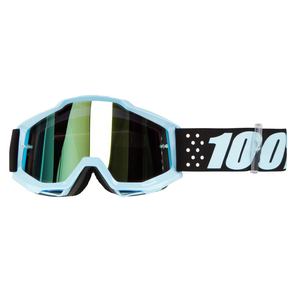 100% Goggle The Accuri Taichi - Mirror Gold Anti-Fog