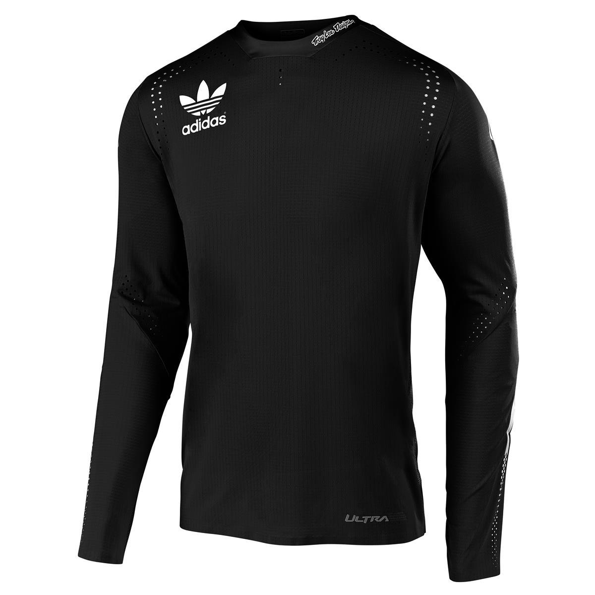 Troy Lee Designs Jersey Ultra Adidas Team Schwarz