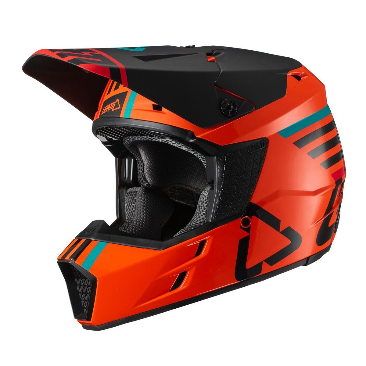 Leatt Helm GPX 3.5 V19.2 Orange