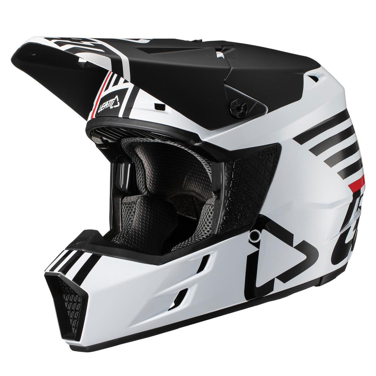 Leatt Helm GPX 3.5 V19.2 Weiß