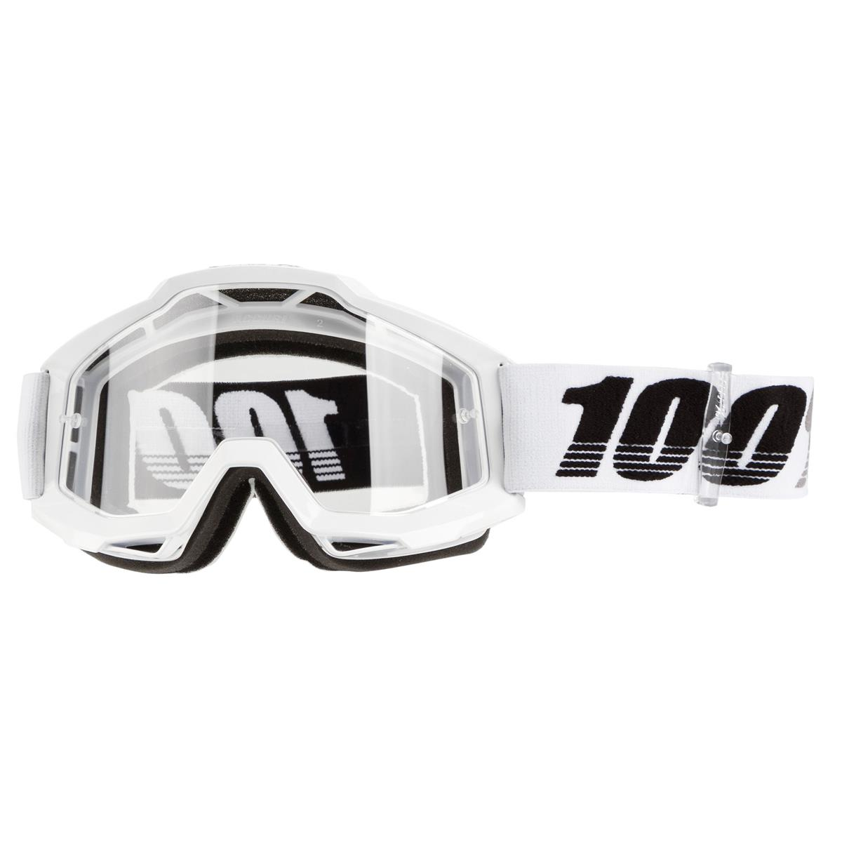 100% Crossbrille The Accuri Galactica - Klar Anti Fog