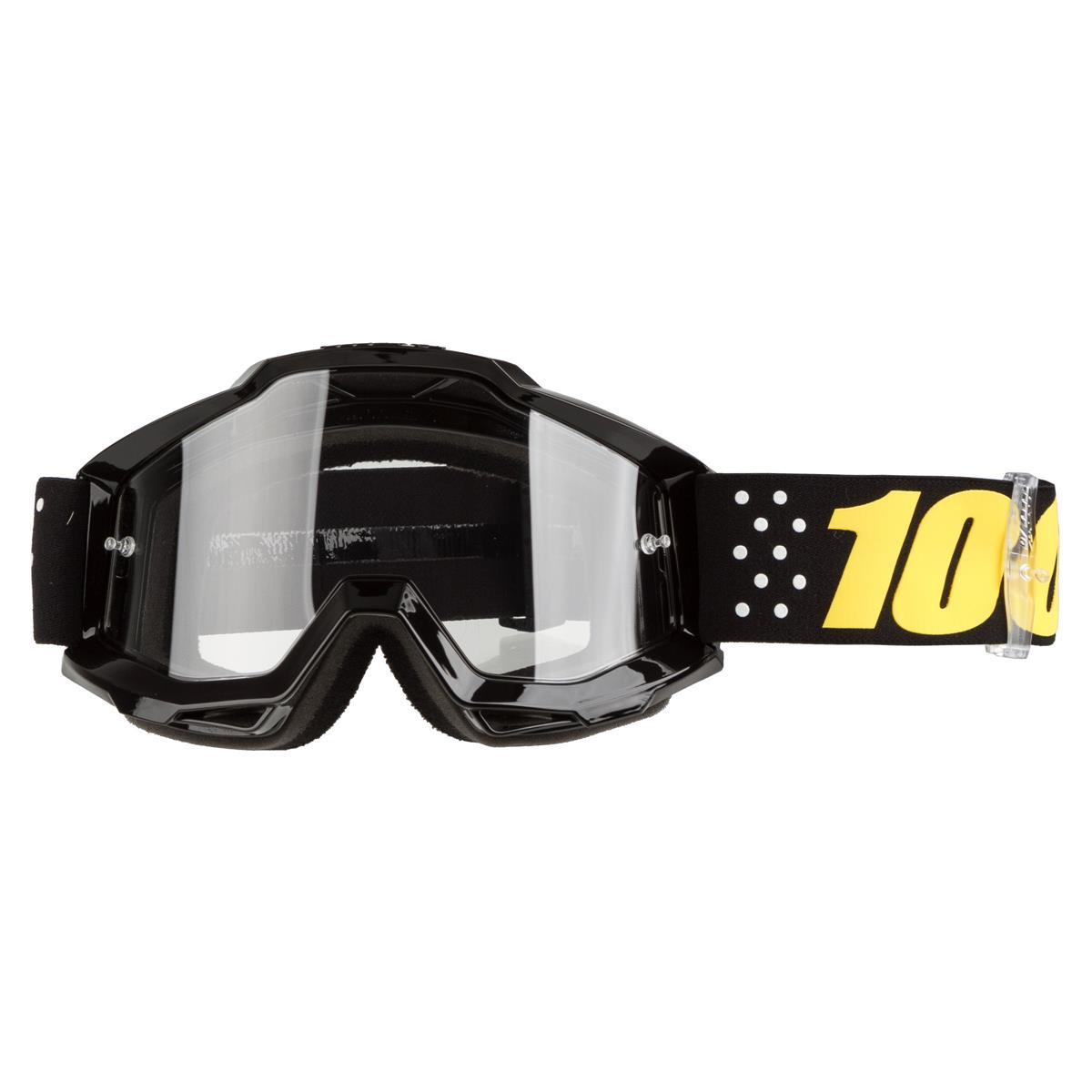 100% Goggle The Accuri Pistol - Clear Anti Fog