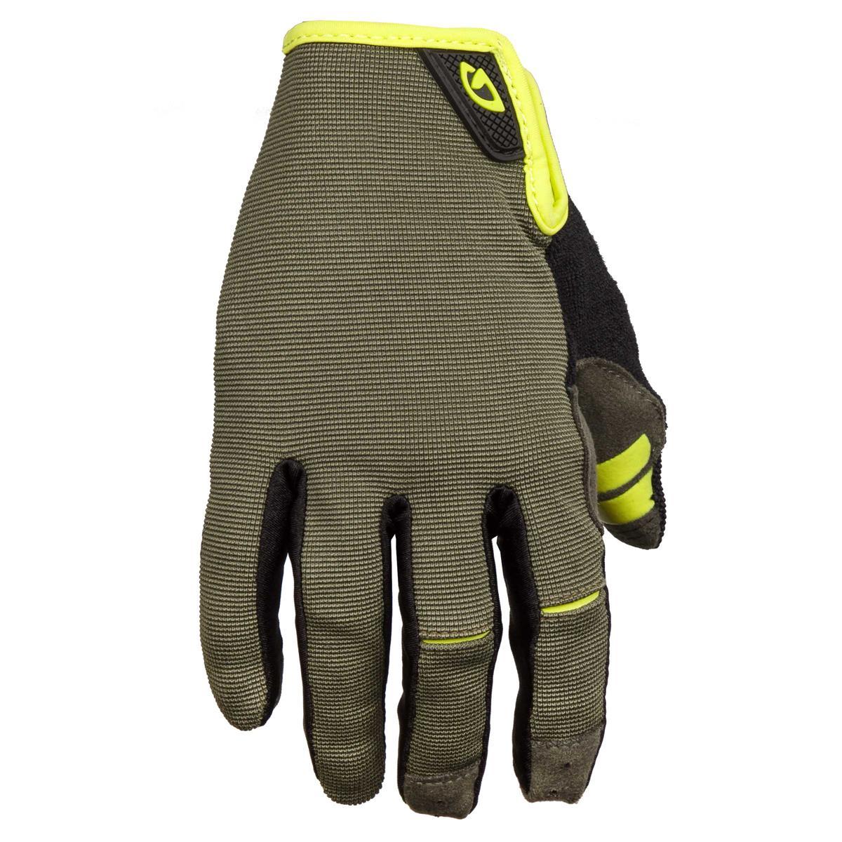 Giro Bike Gloves DND Olive