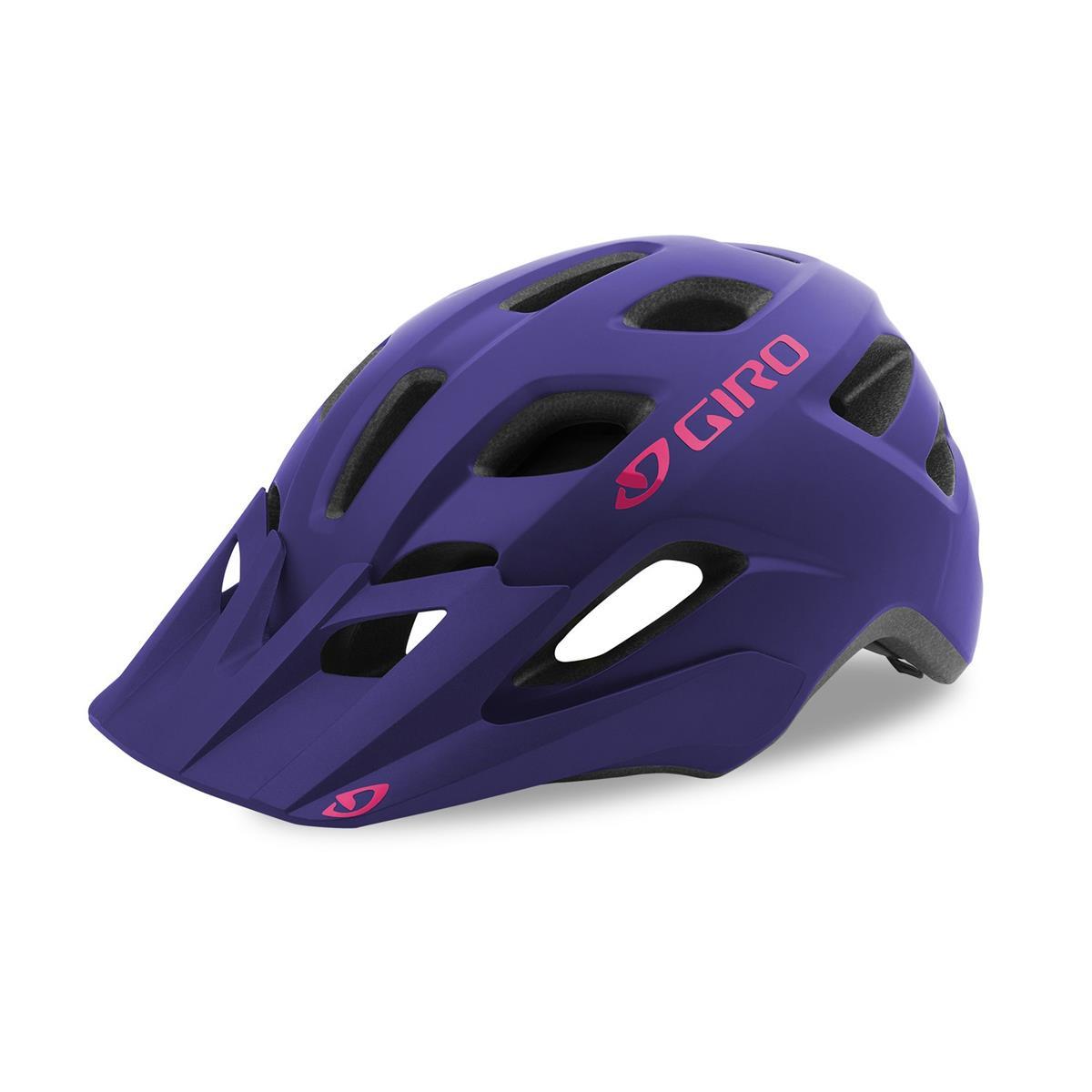 Giro Girls Enduro-MTB Helm Verce Matt Violett