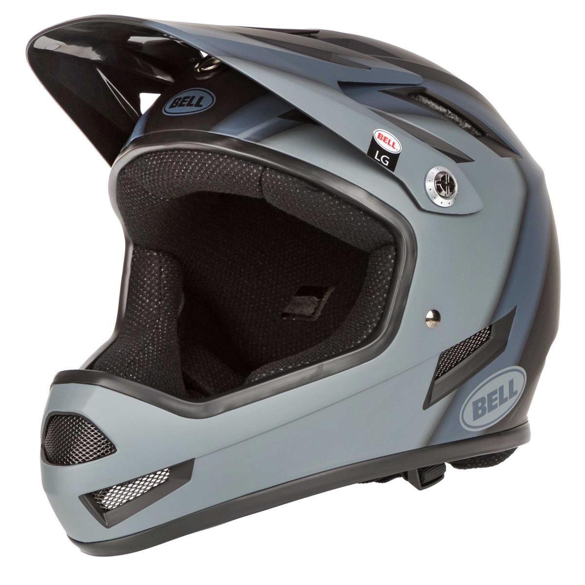 Bell Downhill-MTB Helm Sanction Matt Schwarz