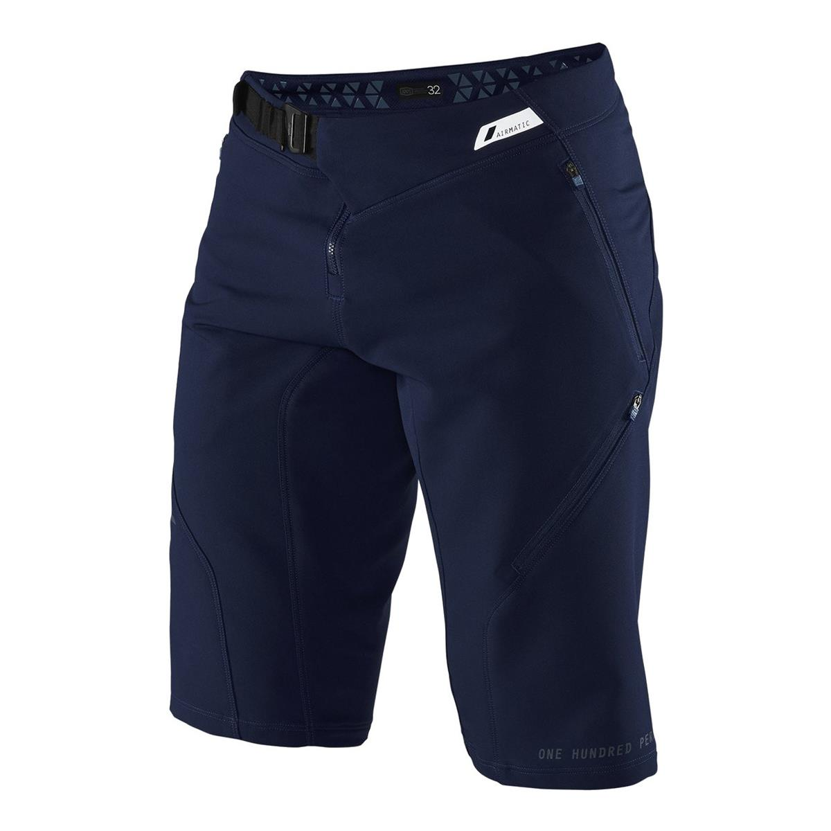 100% All Mountain-Short Airmatic Navy