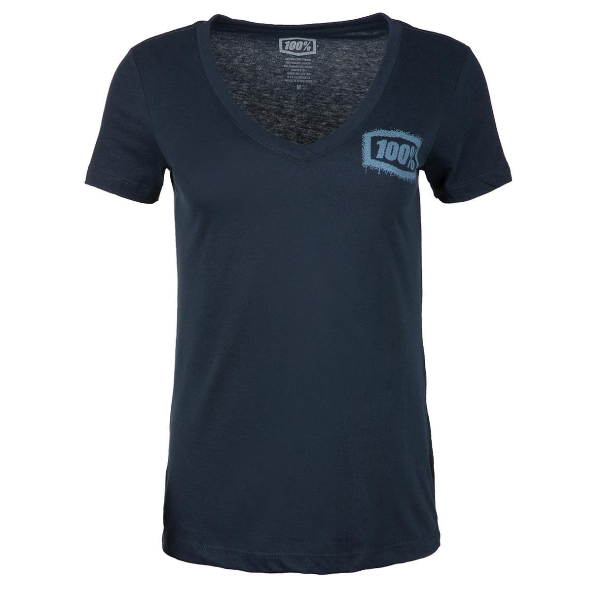 100% Girls T-Shirt Positive Navy Heather