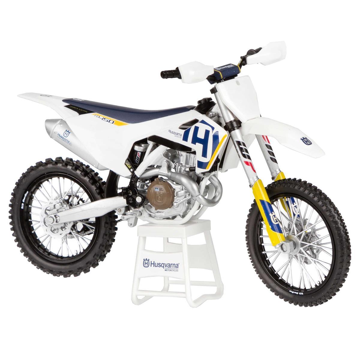 Miniatuur Motorradmodell - Husqvarna HVA FC 450 2018  1:12