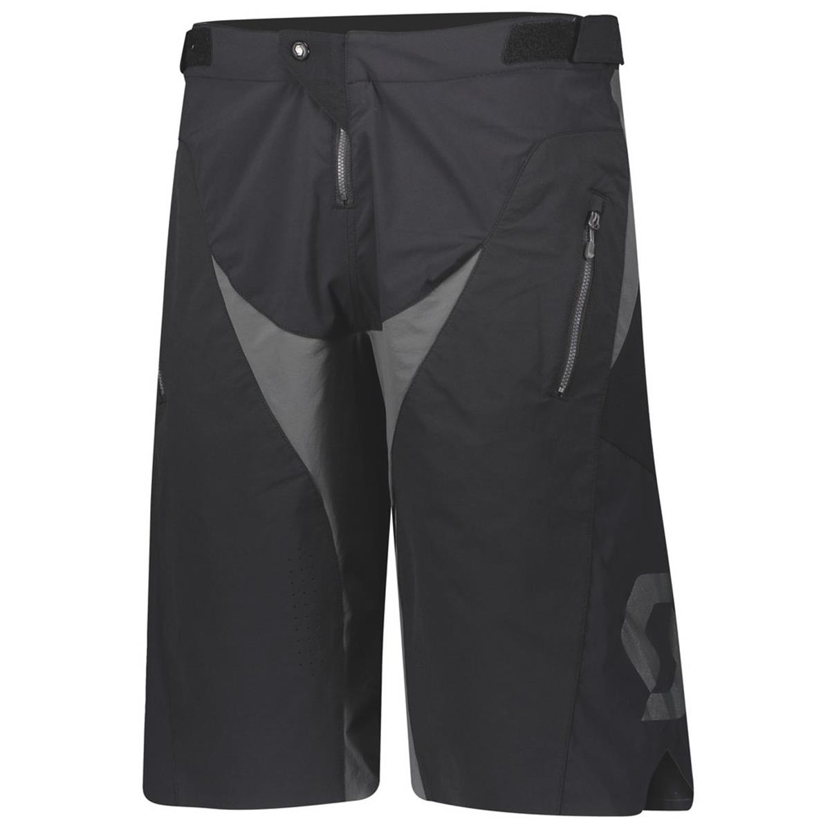Scott Trail-Short Trail Vertic Pro Schwarz/Dunkelgrau