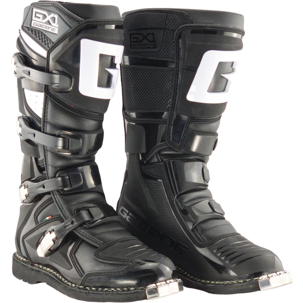 Gx Mx Boots Black Goodyear 1 Gaerne vfYy7bg6