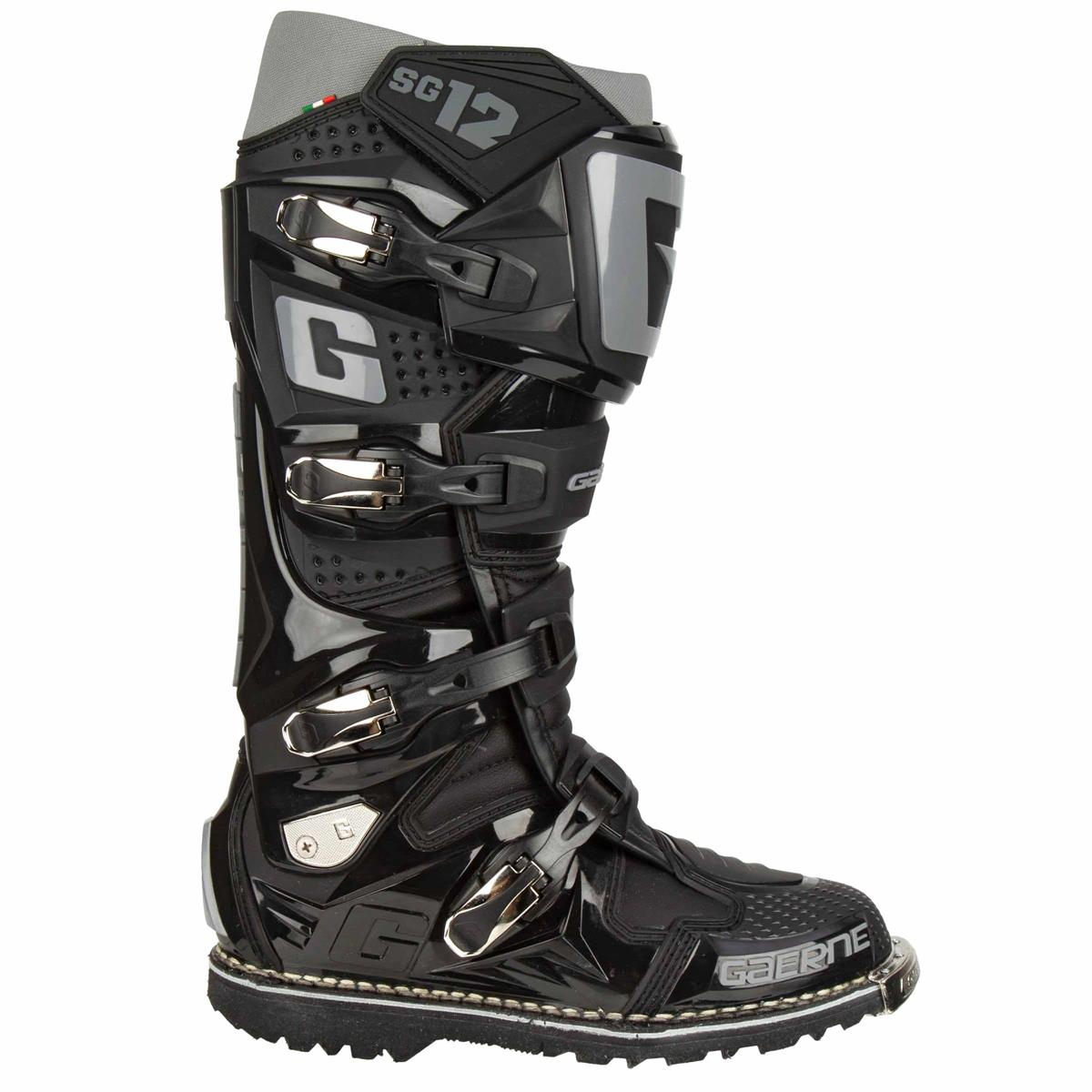 Gaerne MX Boots SG 12 Enduro Black