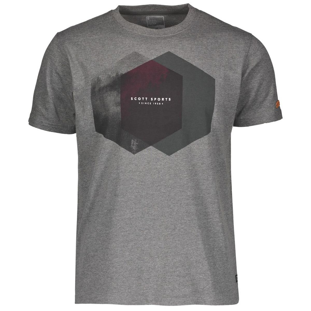 Scott T-Shirt 10 Casual Heather Grey