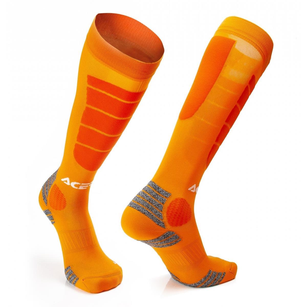 Acerbis Socken MX Impact Orange