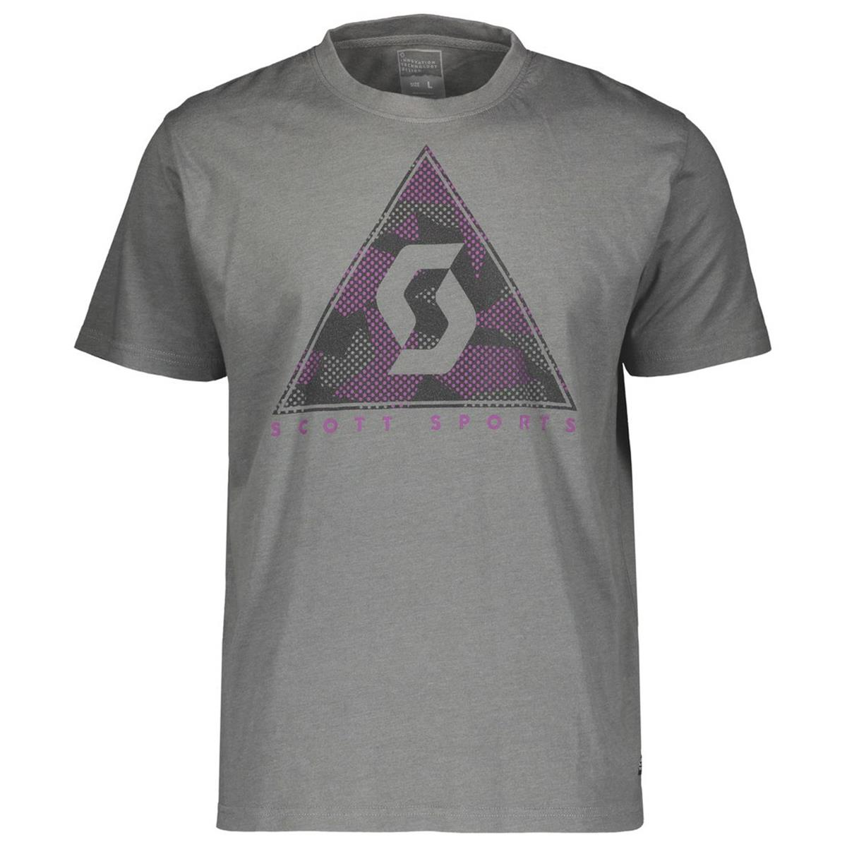 Scott T-Shirt 20 Casual Heather Grey