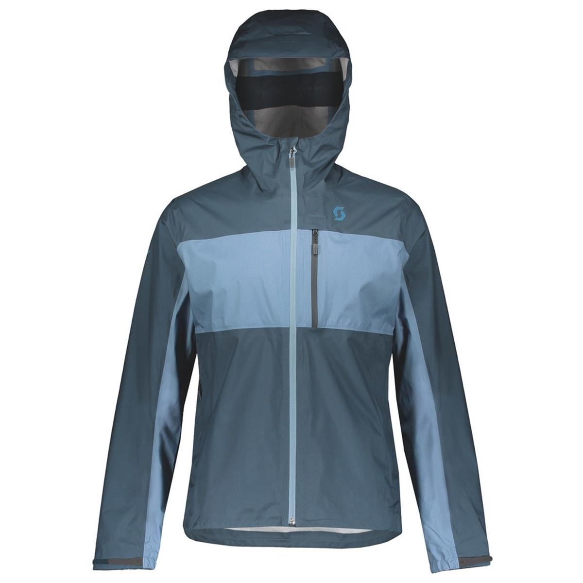 Scott Windjacke Trail Mtn Dryo 20 Nightfall Blue/Washed Blue