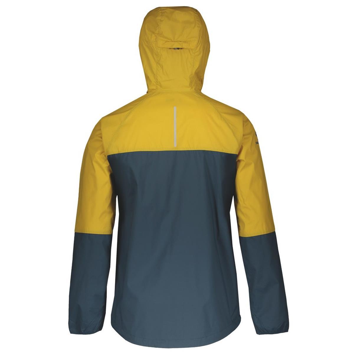 Blue Scott Trail MTN Windbreaker 40 Mens Cycling Jacket
