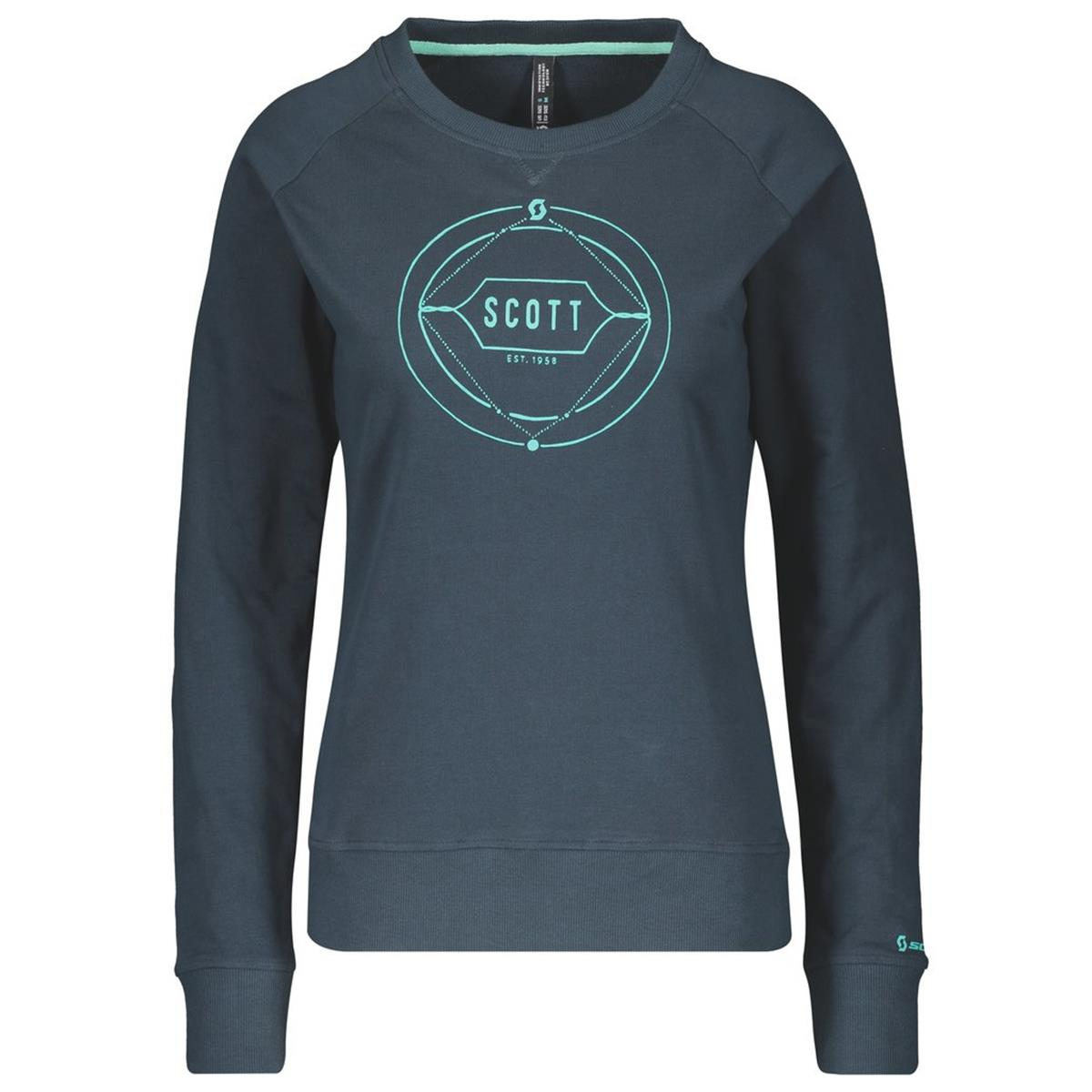 Scott Girls Pullover 10 Casual Nightfall Blue