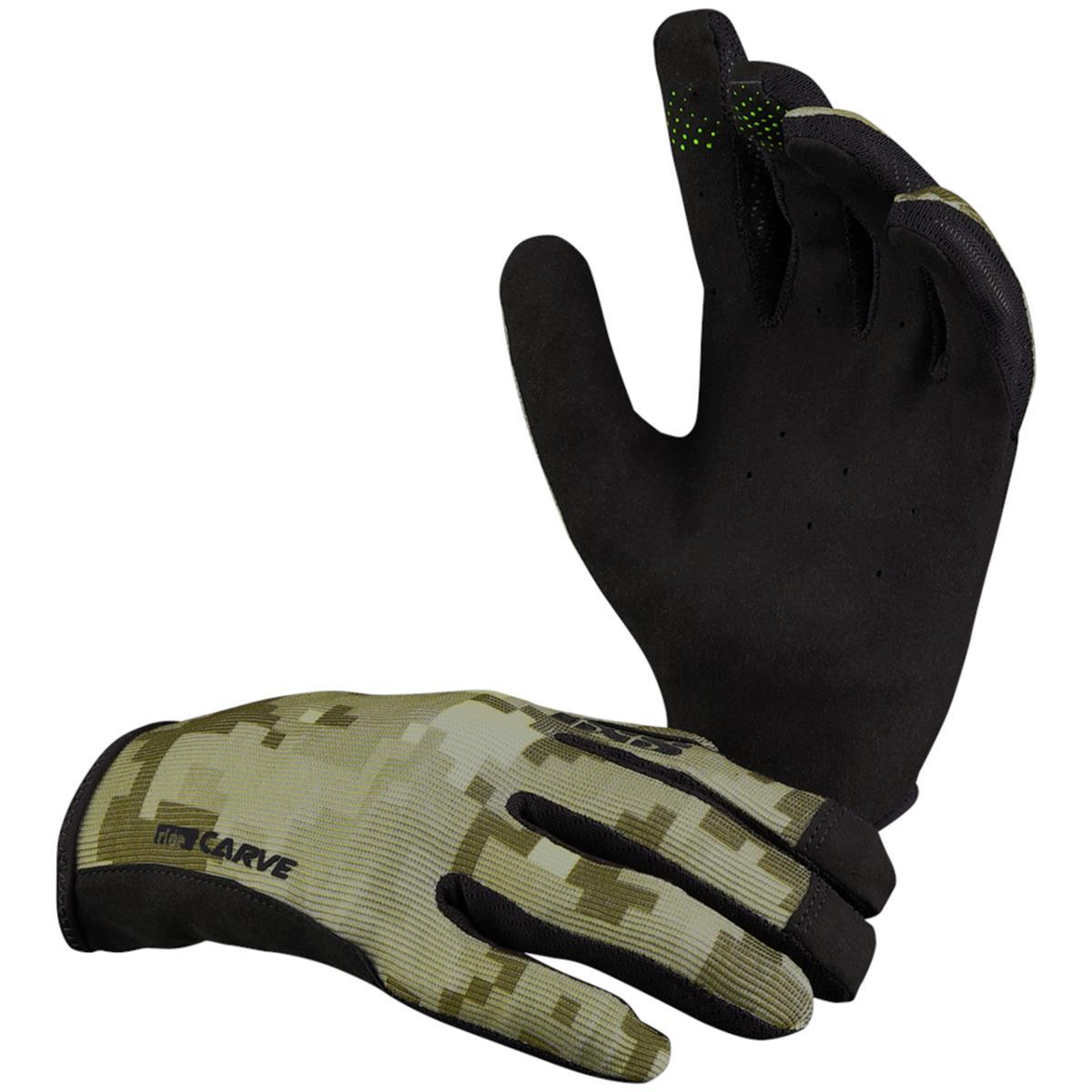 IXS Bike-Handschuhe Bike-Handschuhe Bike-Handschuhe Carve Camel Camo | Qualität und Verbraucher an erster Stelle  f84112