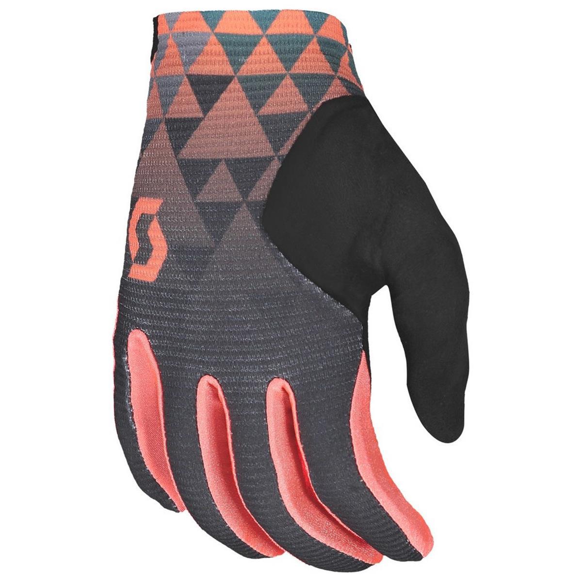 Scott Bike-Handschuhe Ridance Dunkelgrau/Camellia Pink