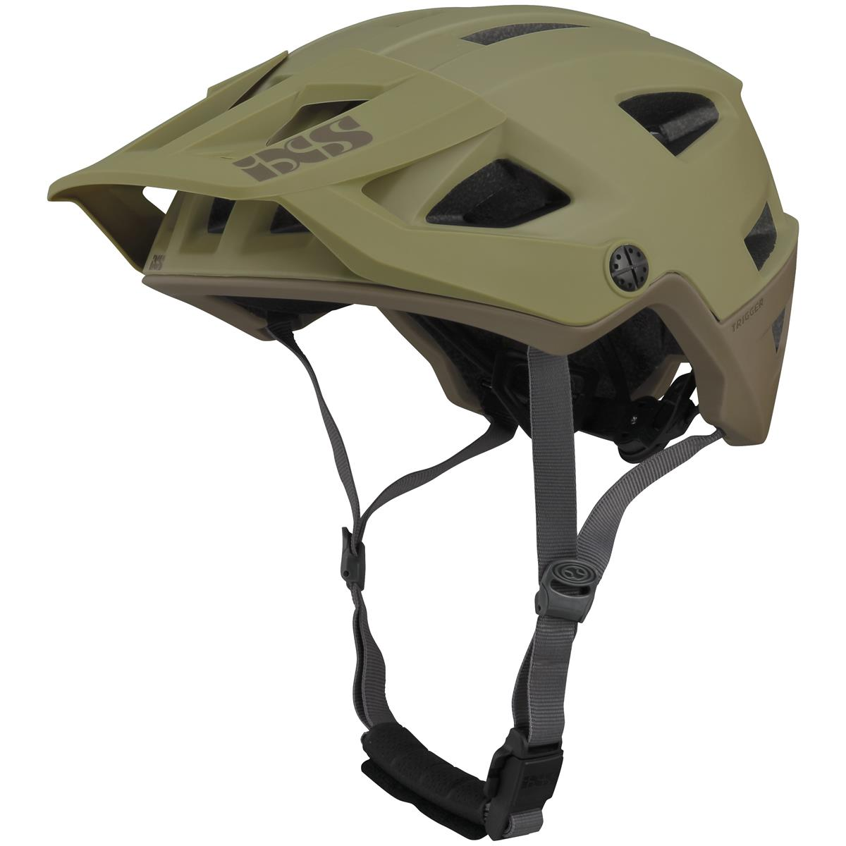 IXS Trail-MTB Helm Trigger AM Camel