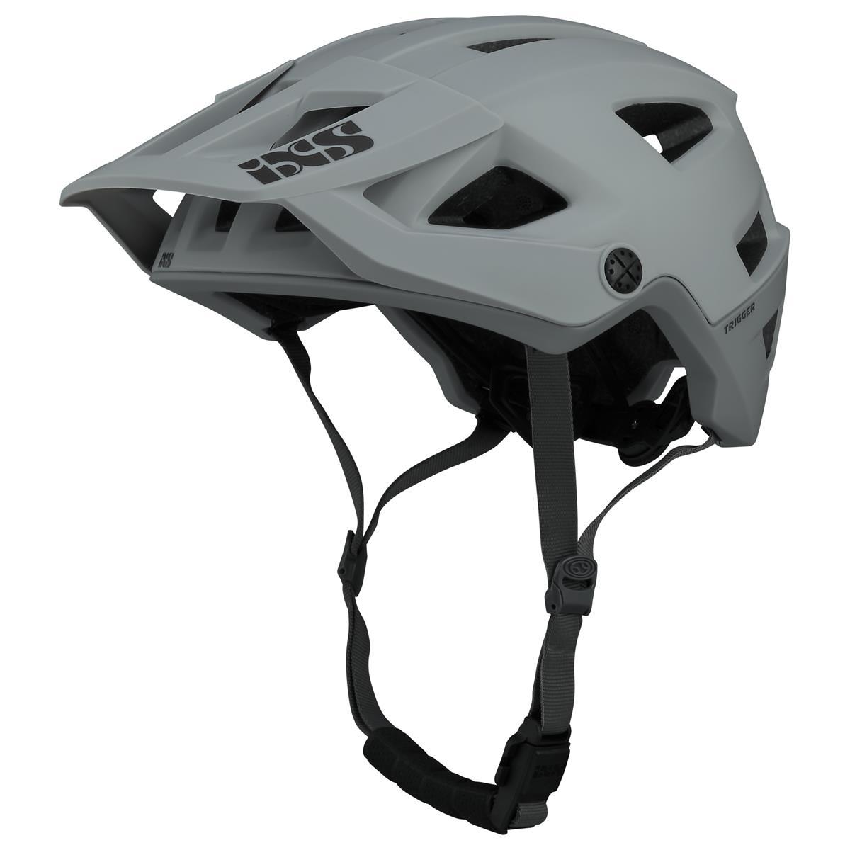 IXS Trail-MTB Helm Trigger AM Grau