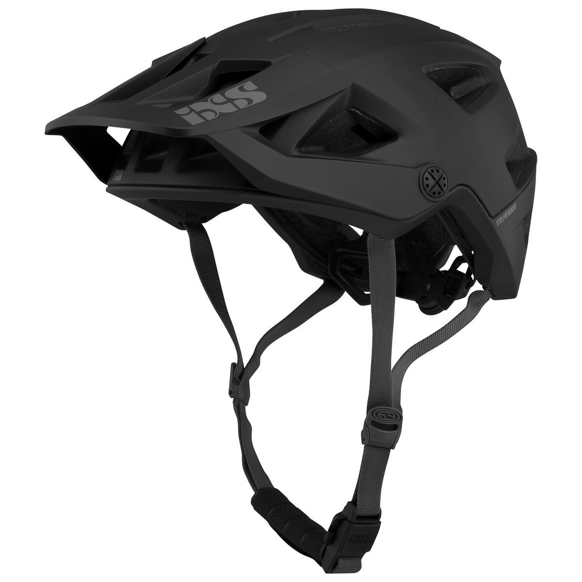 IXS Trail-MTB Helm Trigger AM Schwarz